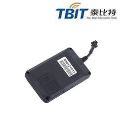 Black Color GPS Tracker Device Quad Band UBLOX Chipset With 10m Fix Accuracy